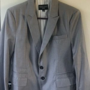 Grey Sports coat | Blazer | Suit jacket